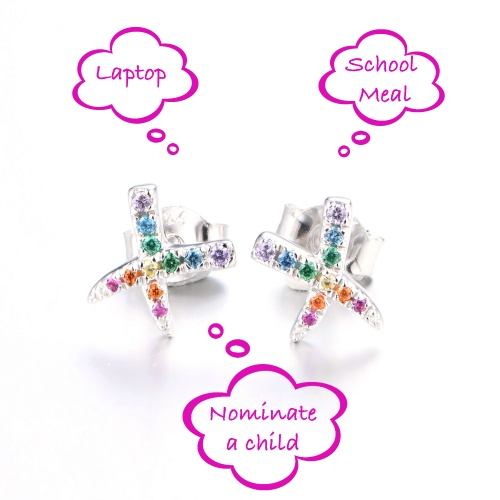 HELP FEED A CHILD Jewellery Collection