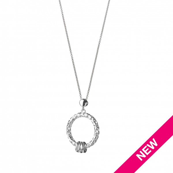 Allegro Triple Charm Lattice Pendant ONE LEFT!