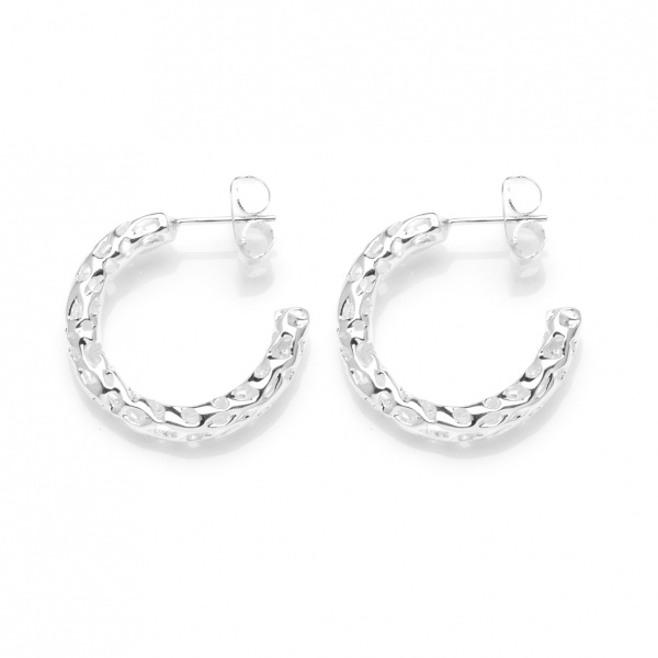 Allegro Hoop Earrings