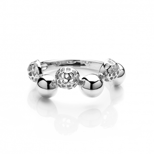 Bubbly Ring - Size N
