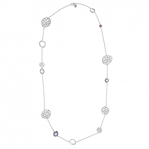 Candy Long Charm Necklace