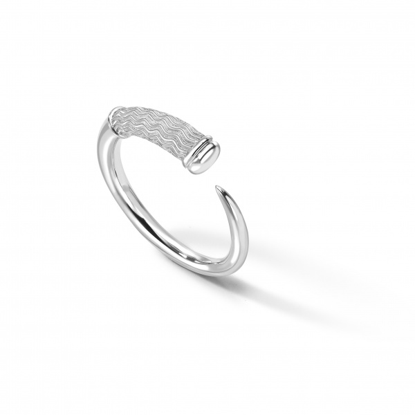 Cherish ZigZag Ring