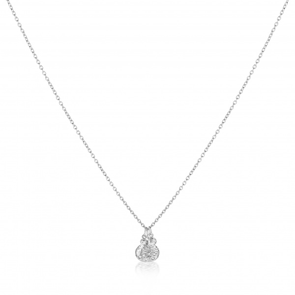 Cala Triple Diamond Pendant