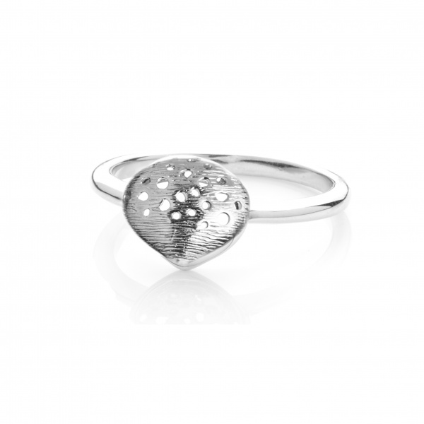 Cala Shell Ring - Size P