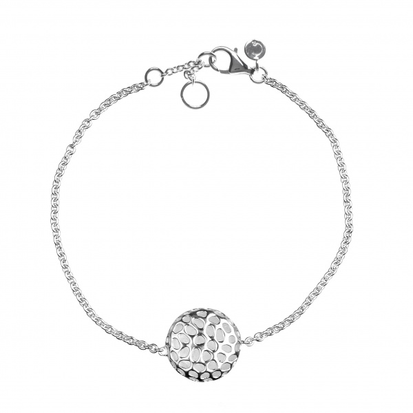 Disc Single Bracelet