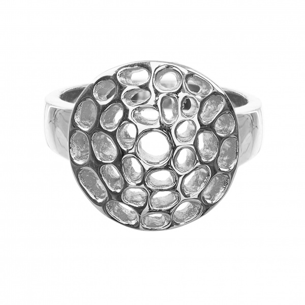 Enkai Small Disc Ring