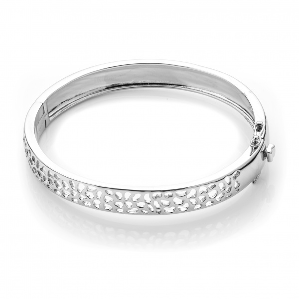 Engraveables Hinged Bangle