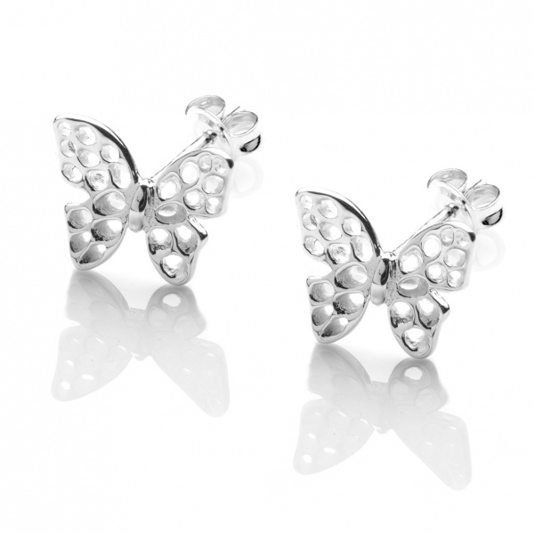 Flutter Stud Earrings