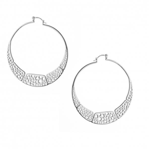 Forte Hoop Earrings