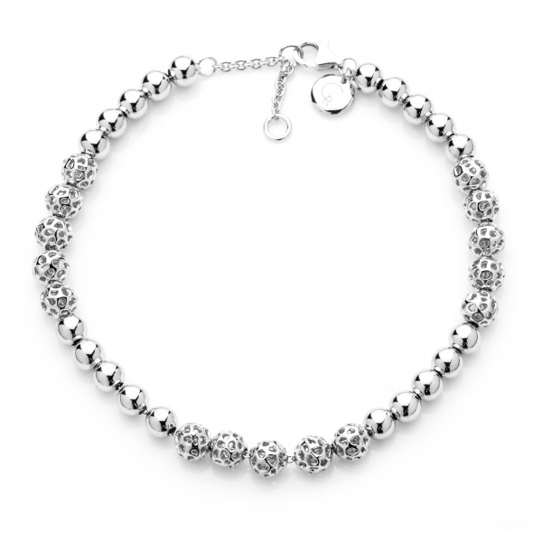 Globe Mini Bead Bracelet