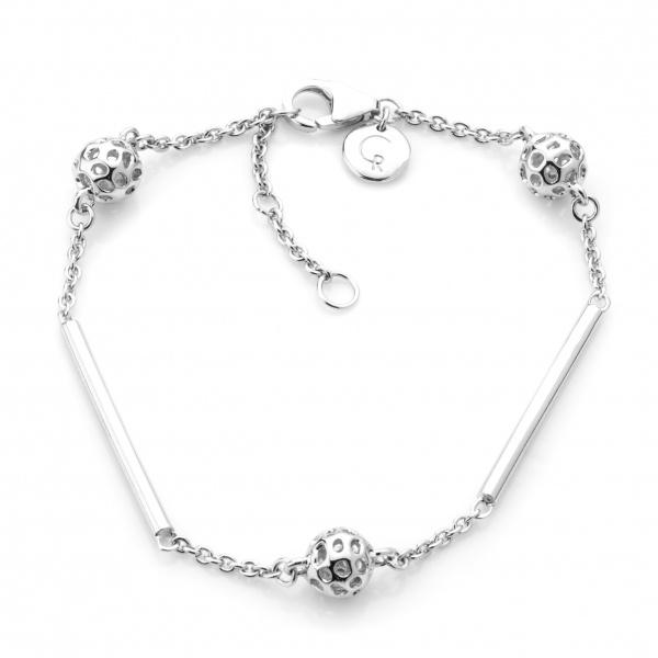 Globe Strand Bracelet