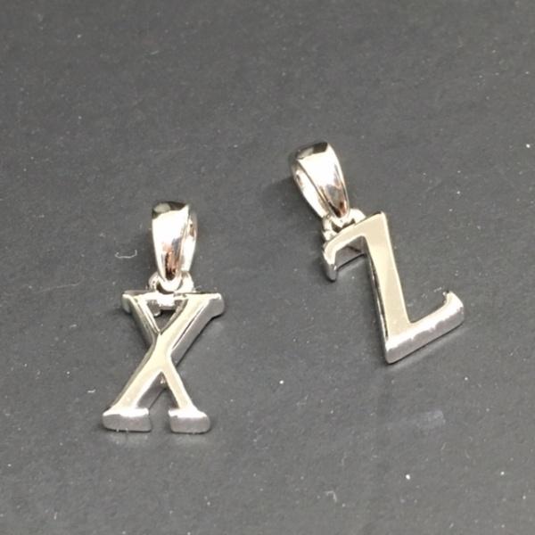 Letter charm X