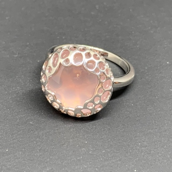ONE OFF - Rose Quartz Ring