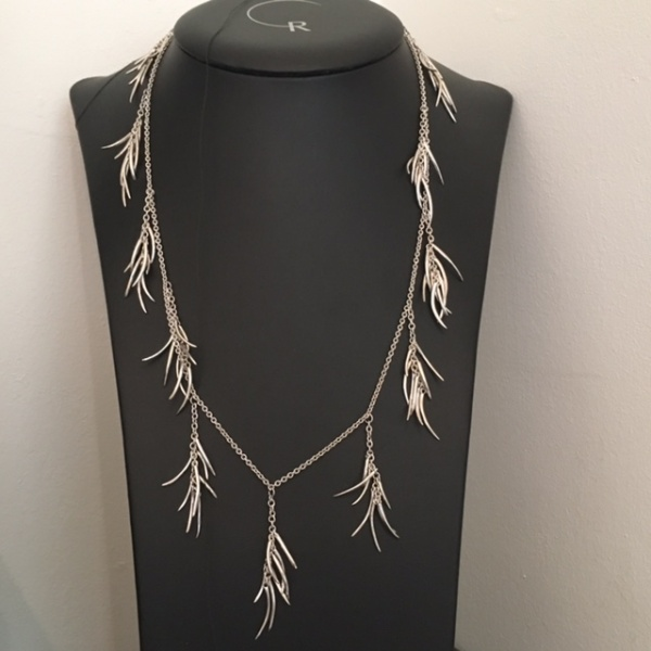 LAST ONE Molto 20 Inch tassle necklace