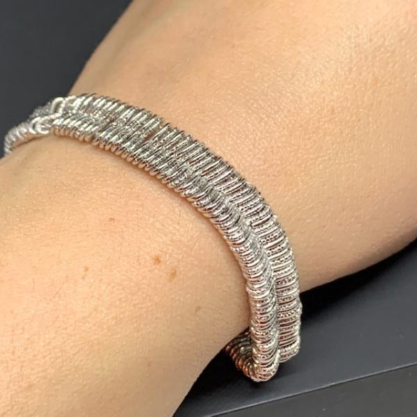ONE OFF Infinity link bracelet