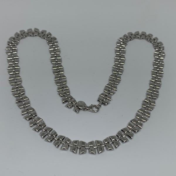 Vintage Link Necklace 20