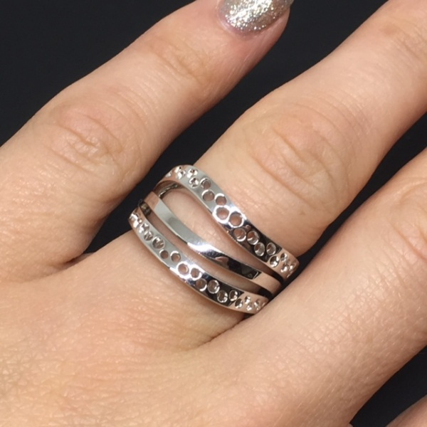 ONE OFF - Trilogy Ring