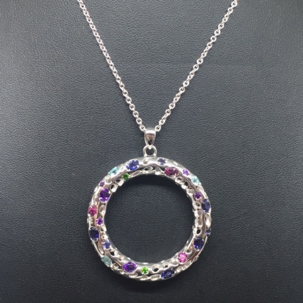 LIMITED EDITION - Gemset Allegro Pendant