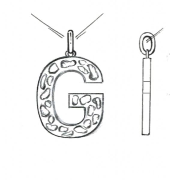 Elements G Charm