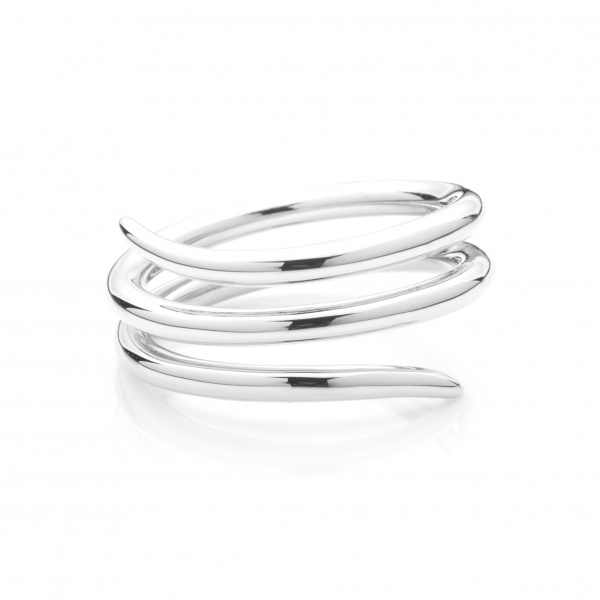 Molto Triple Wrap Ring  - Size N
