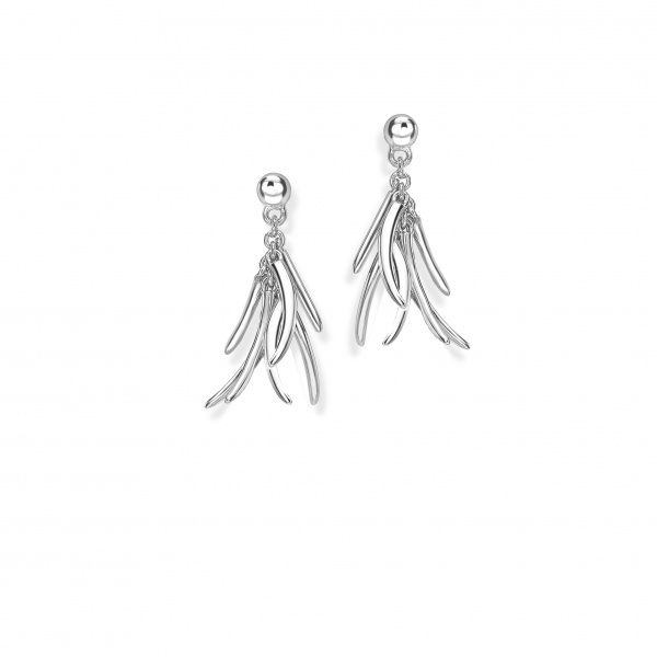 Molto Mini Tassle Earrings