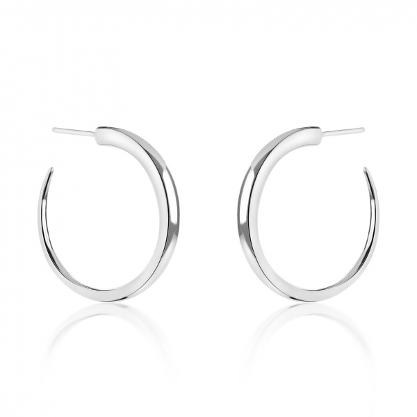 Molto Hoop Earrings Large