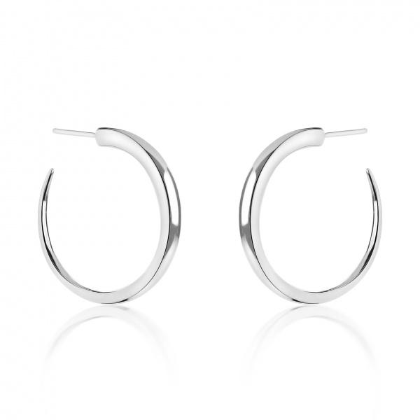 Molto Hoop Earrings Large