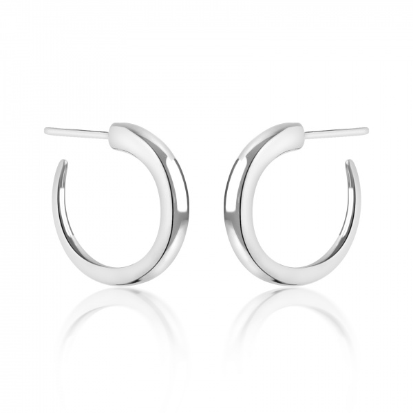 Molto Hoop Earrings Medium