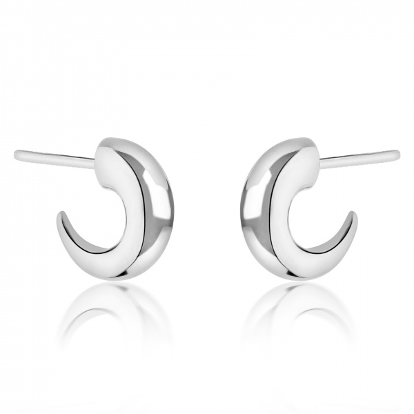 Molto Hoop Earrings Small