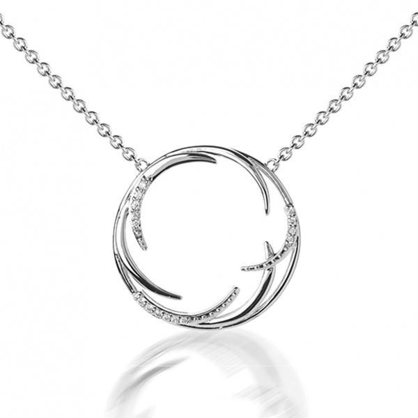 Molto Ice Necklace Diamonds