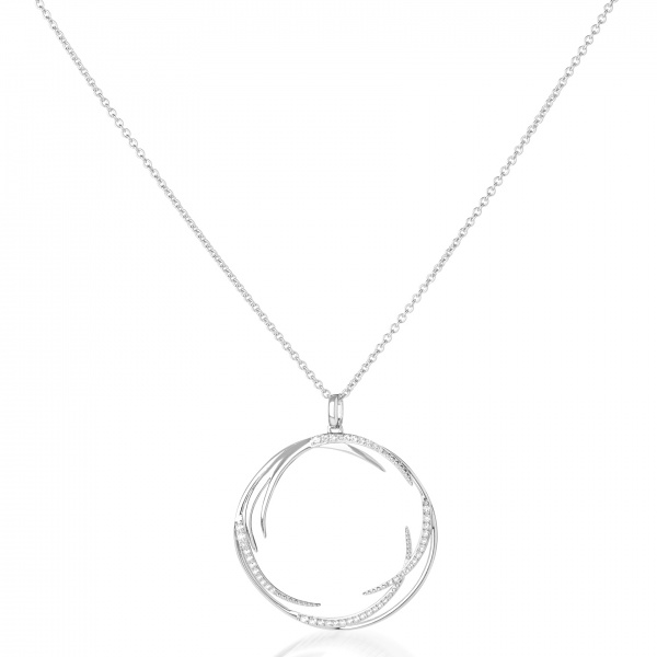 Molto Ice Large Pendant Diamonds