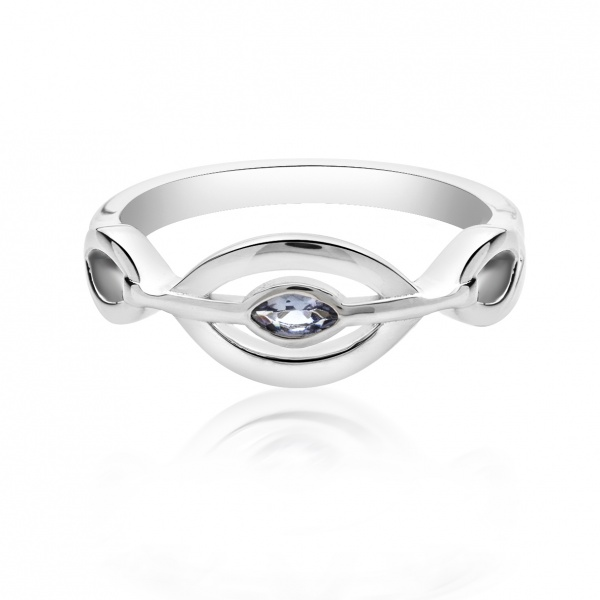Molto Link Tanzanite Ring P