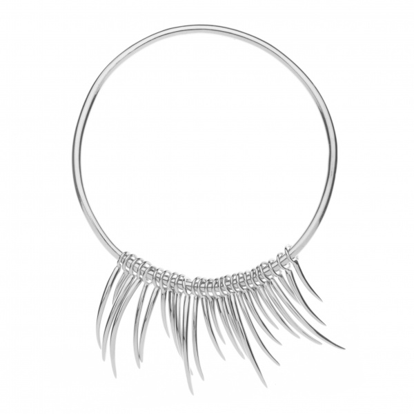 Molto Spike Bangle 63mm