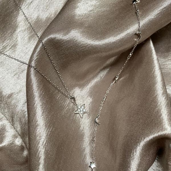 Moon and Stars Bracelet