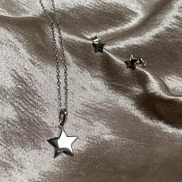 Star sparkle pendant