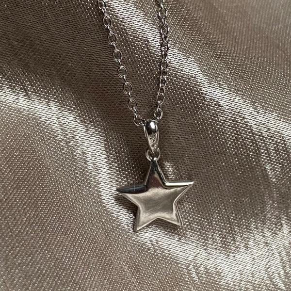 Star Plain Pendant