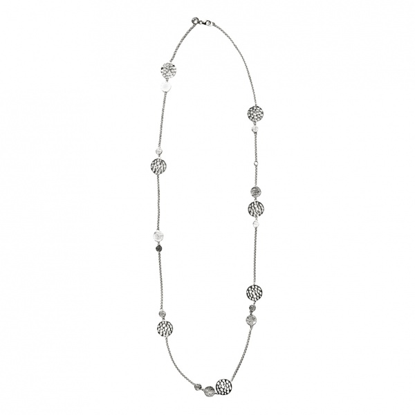 Ocean Long Charm Necklace