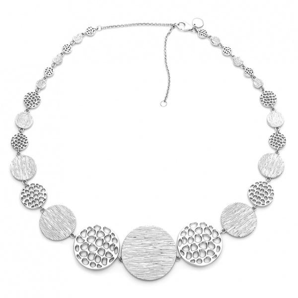 Ocean Disc Necklace