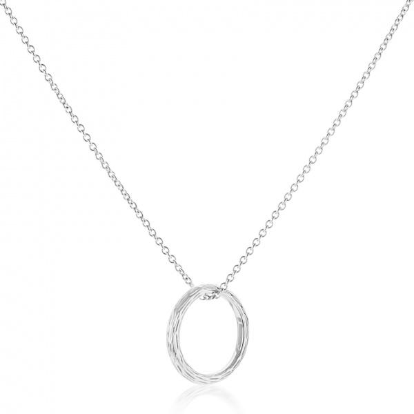 Ocean Ring Pendant