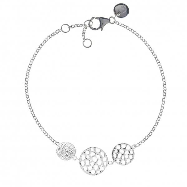 Ocean triple bracelet