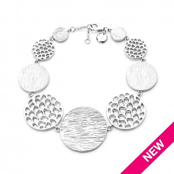 Ocean Disc Bracelet