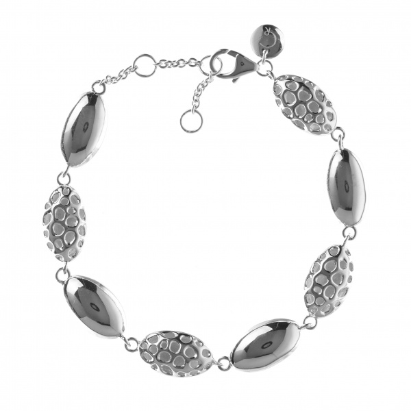 Pebble Lattice Bracelet
