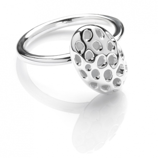 Pebble Lattice Ring