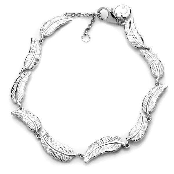 Plume Ocean Bracelet