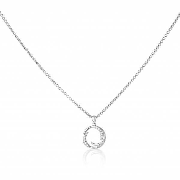 Molto Ice Small Pendant Diamonds