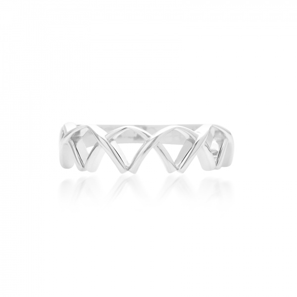 Molto Multi Kiss Ring - L