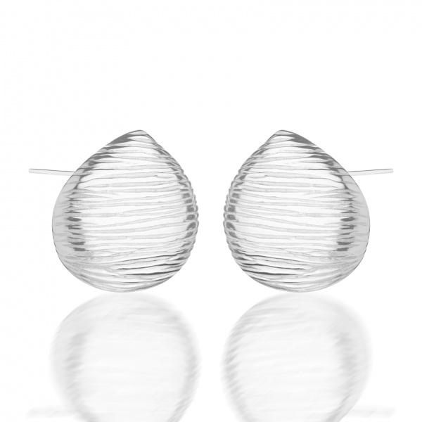 Cala Shell Ocean Stud Earrings