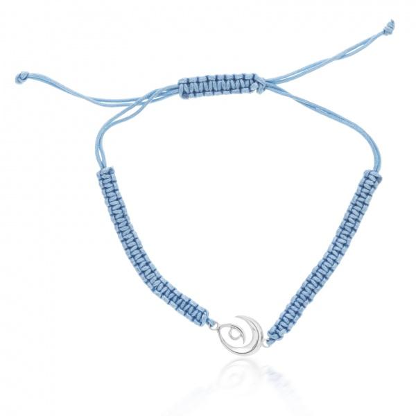 Surf Logo Cord Bracelet