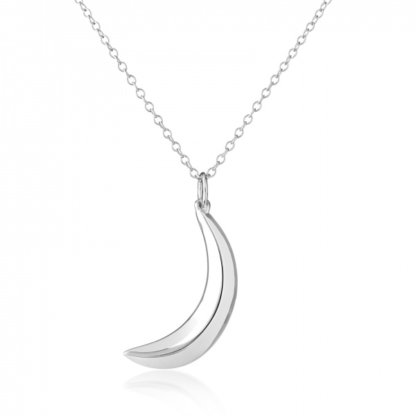 Surf Moon Pendant