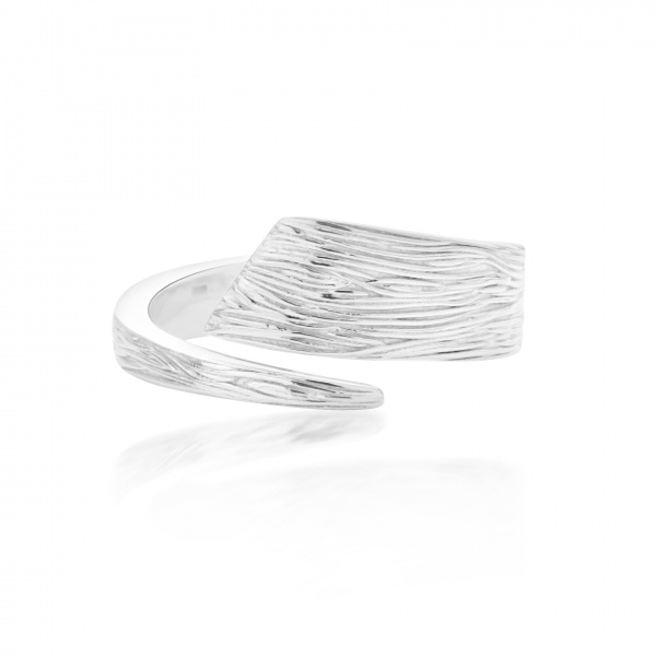 Warp Ocean Twist Ring L